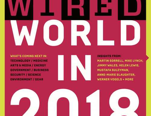The Wired World in 2018