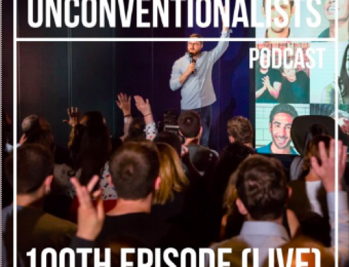 The Unconventionalists podcast: 100th episode (Live)