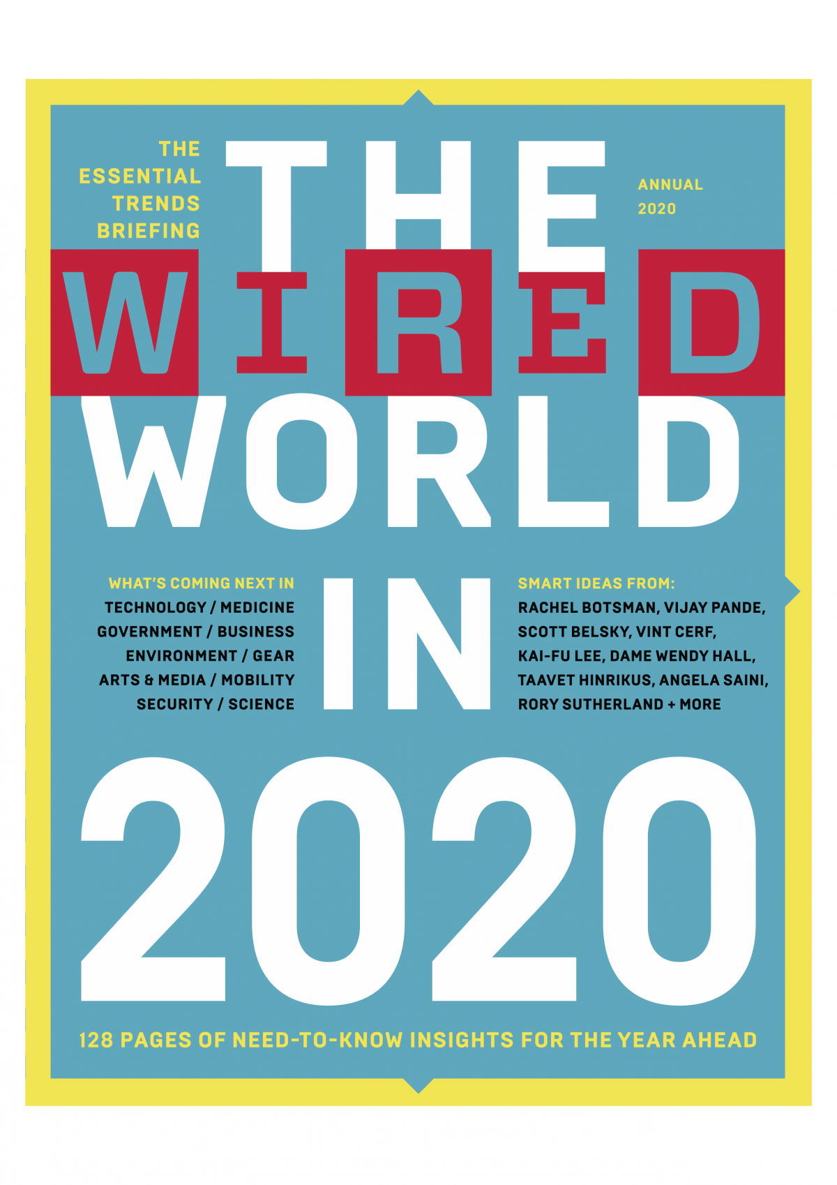 Cover of The Wired World in 2020