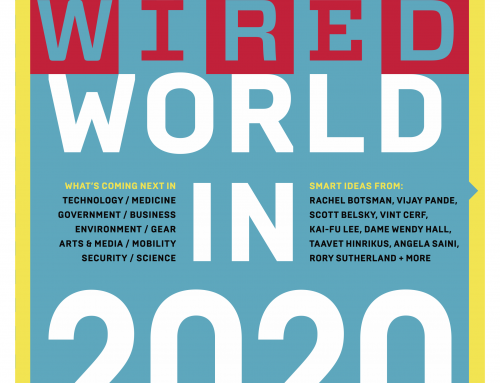 The Wired World in 2020